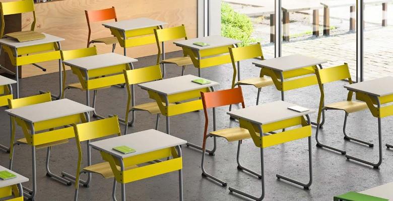 Mobilier pour les salles de cours : privilégies les produits certifiés NF Education